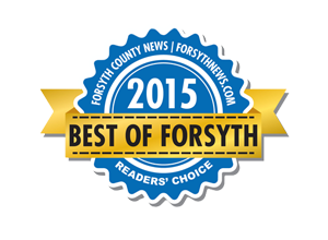 Georgetown Pediatrics named Best of Forsyth 2015